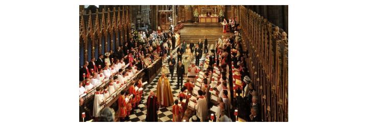 Queen's coronation anniversary